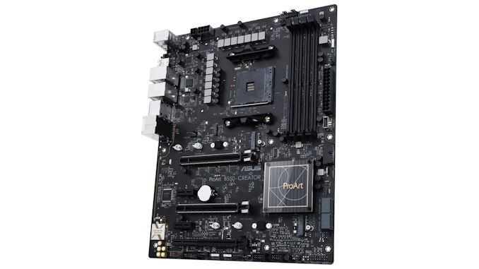 Первый AMD B550 с Thunderbolt 4: ASUS ProArt B550-Creator