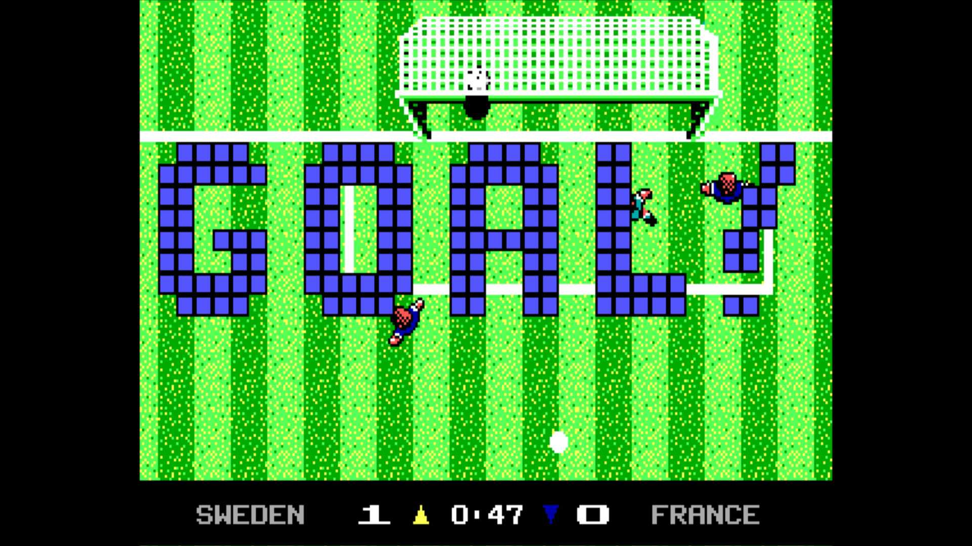 Вау, MicroProse Soccer только что вышла в Steam