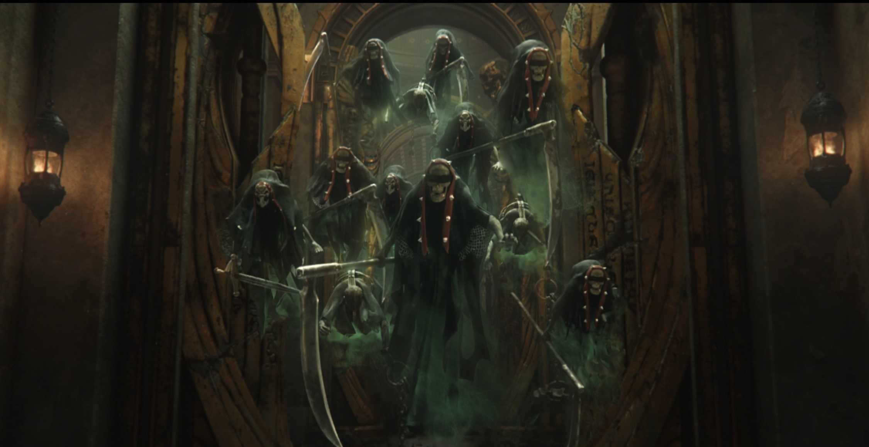 Warhammer Age of Sigmar: Tempestfall демонстрирует угрозу нежити