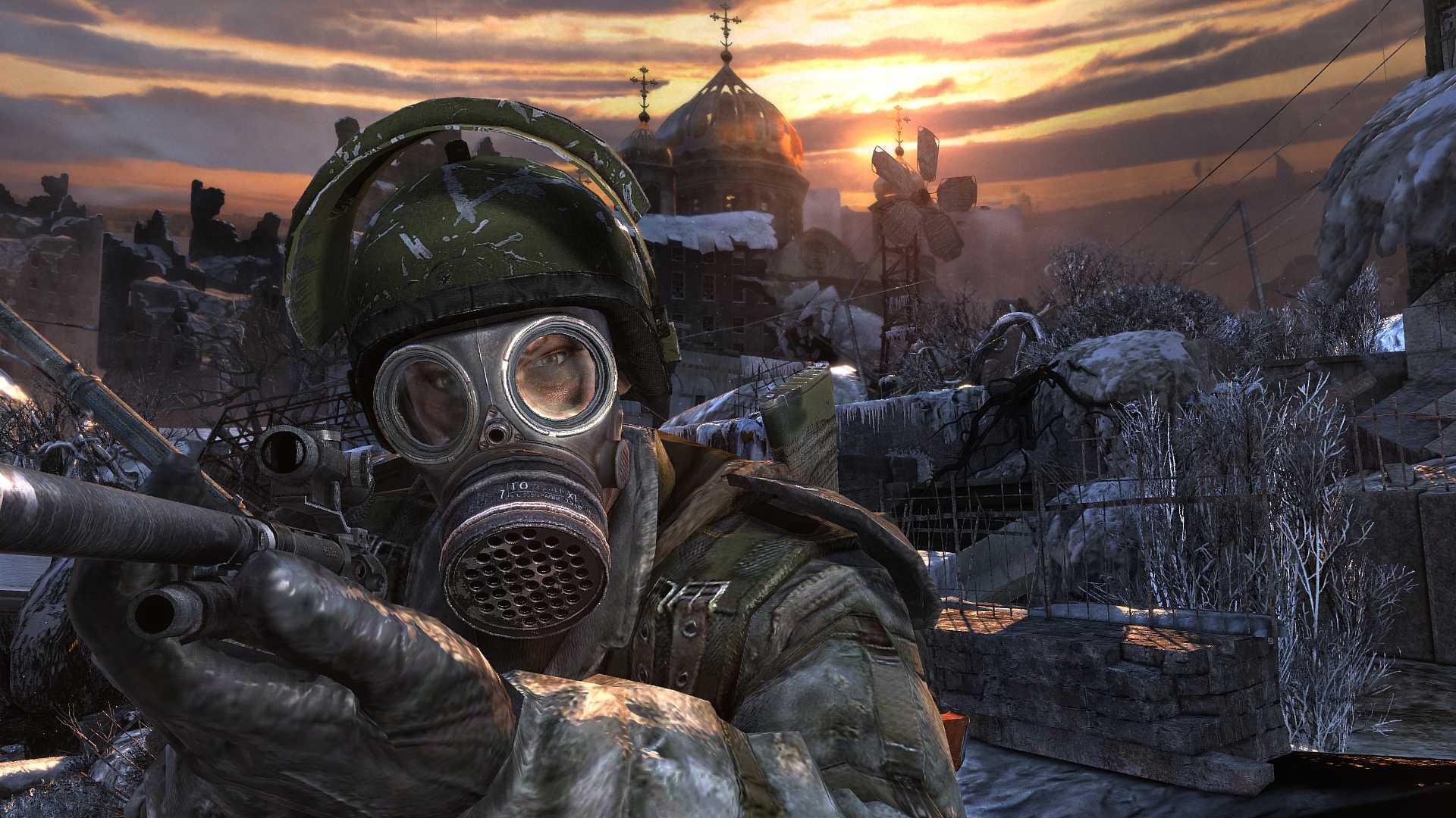 Получите Metro 2033 бесплатно в Steam и другие игры Metro по дешевке
