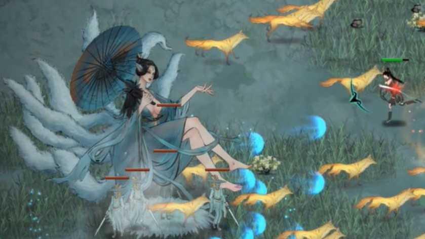 Китайский хит Tale of Immortal переводится на английский язык