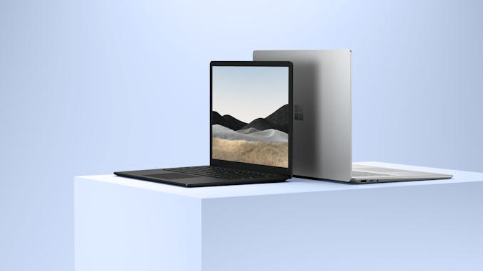 Анонсирован Surface Laptop 4 с кастомным процессором Ryzen