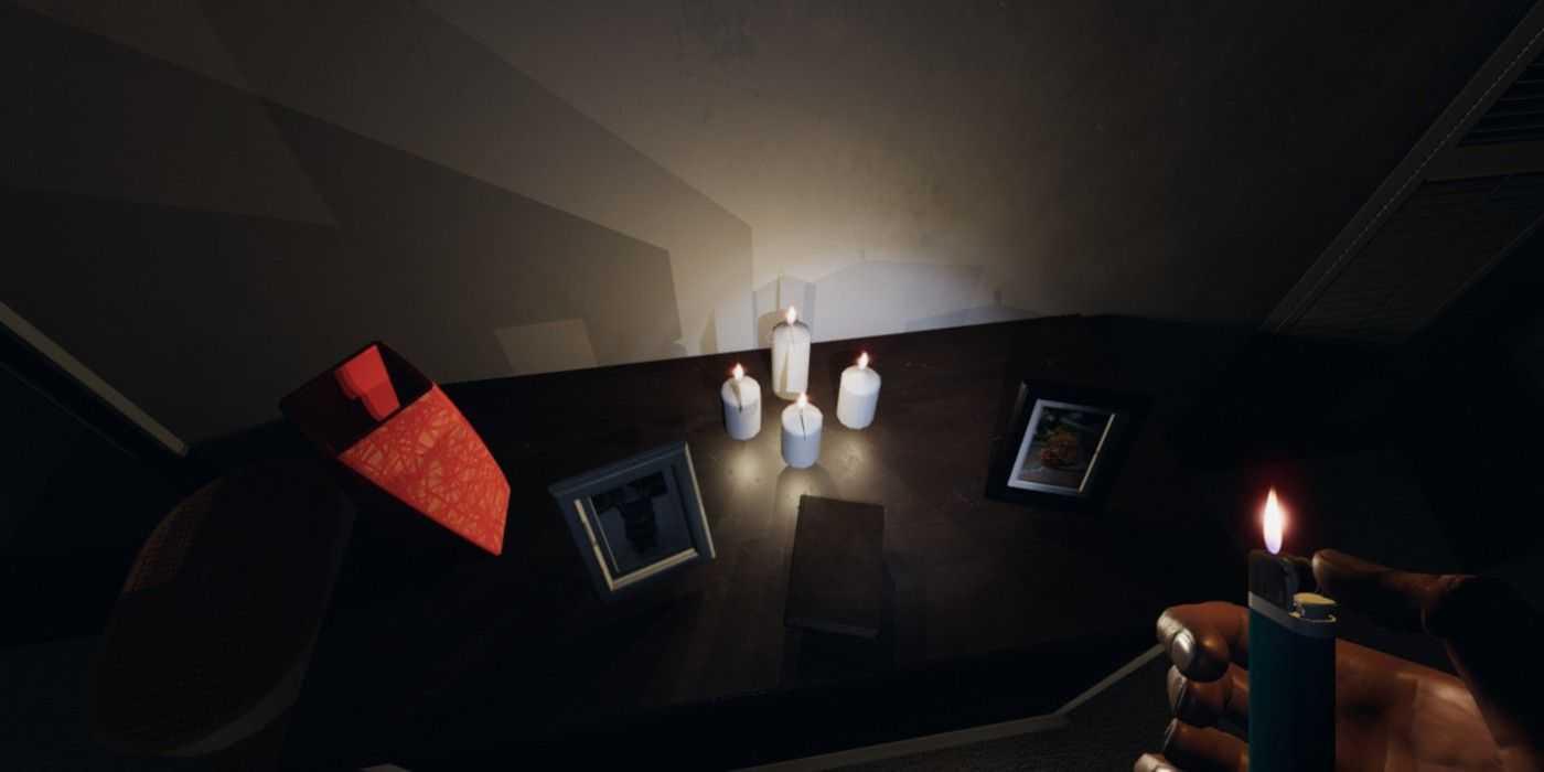 Фазмофобия: как обнаружить призраков при помощи свечи