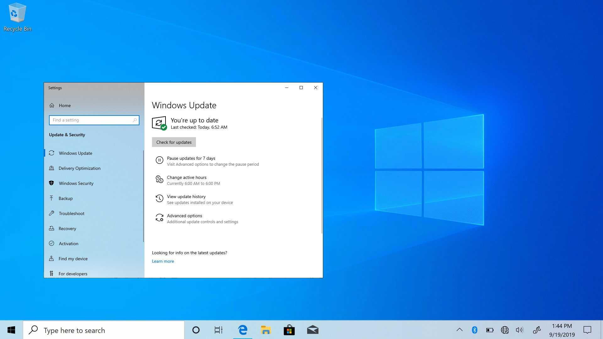 Исправлено обновление Windows 10, которое снижало частоту кадров.