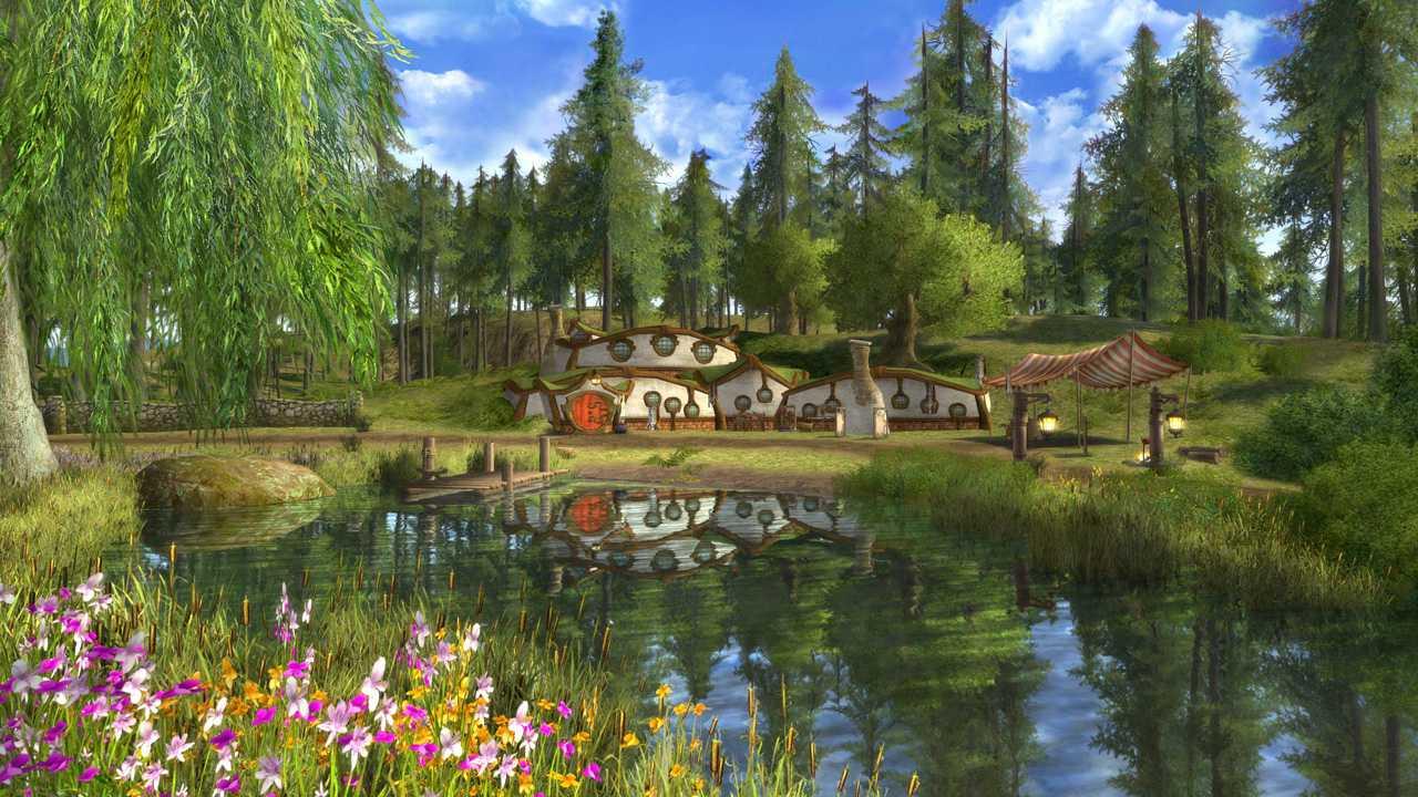 Квест Lord of the Rings Online продолжается, даже несмотря на то, что MMO Amazon не запускается
