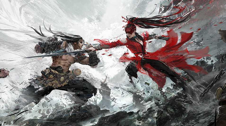 Королевская битва ближнего боя Naraka: Bladepoint на следующей неделе проходит открытую бета-версию