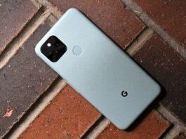 Google Pixel 5 получает неожиданное обновление с апрельским обновлением