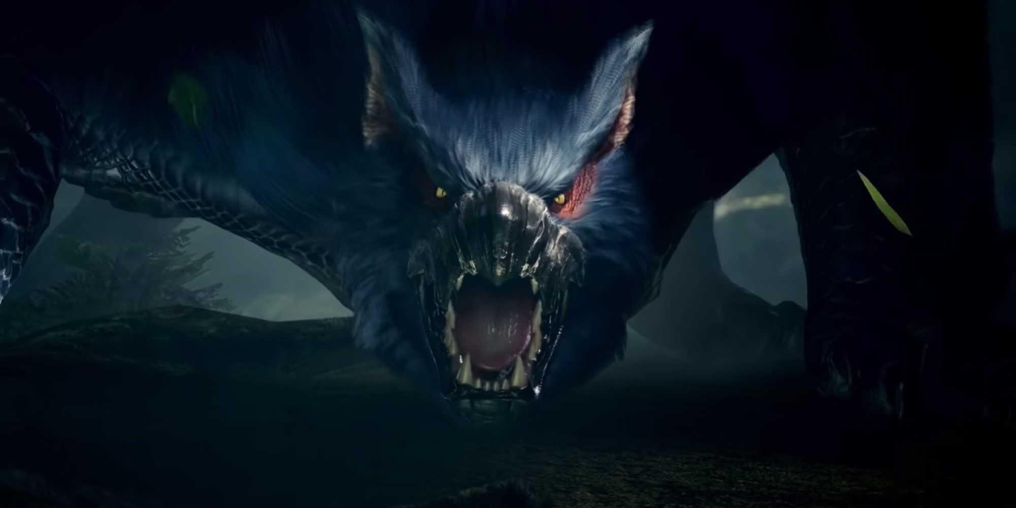 Как найти (и победить) Наргакугу в игре Monster Hunter Rise