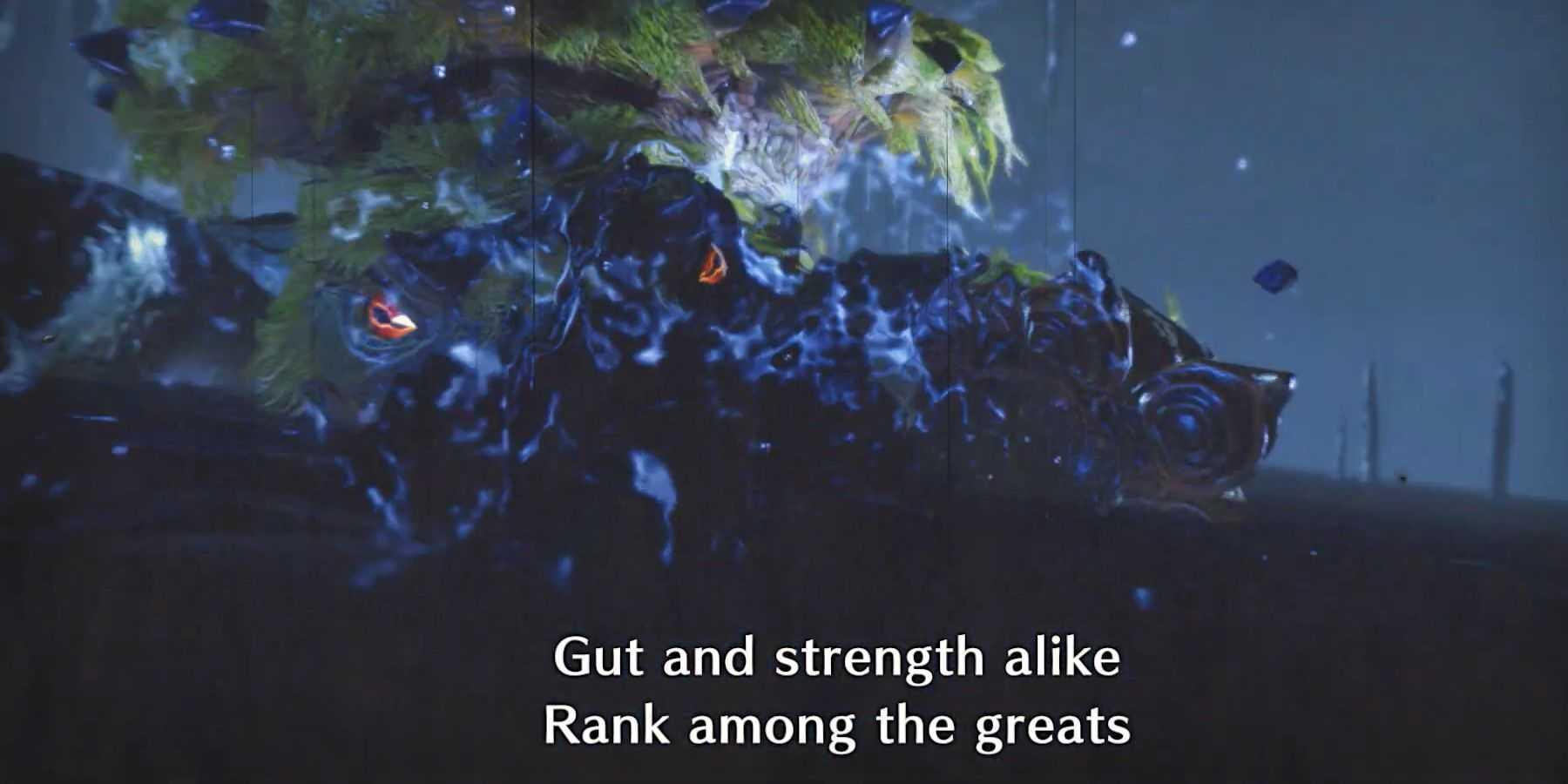 Как найти (и победить) тетранадона в игре Monster Hunter Rise