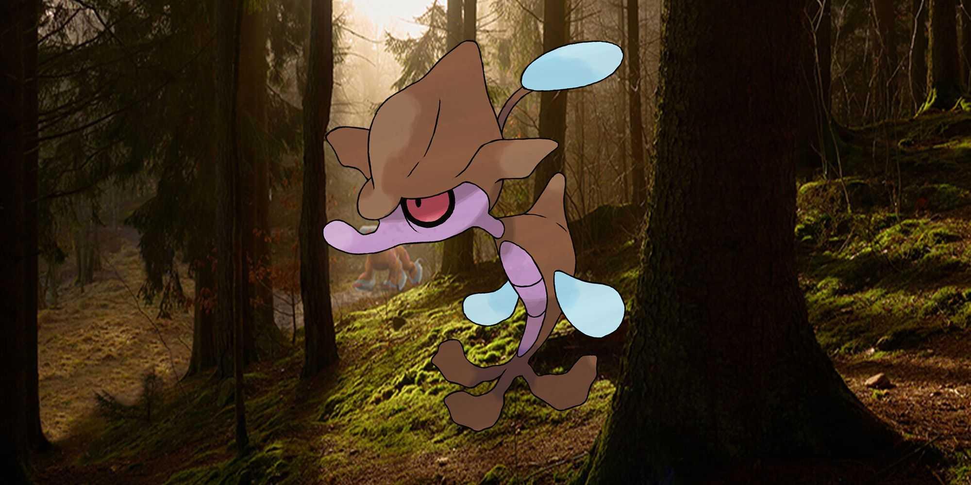 Как найти (и поймать) Скрелпа в Pokemon Go
