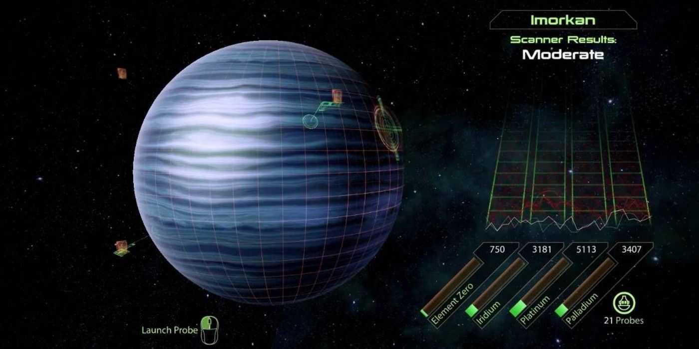 Как получить больше зондов в Mass Effect 2 (и для чего они нужны)