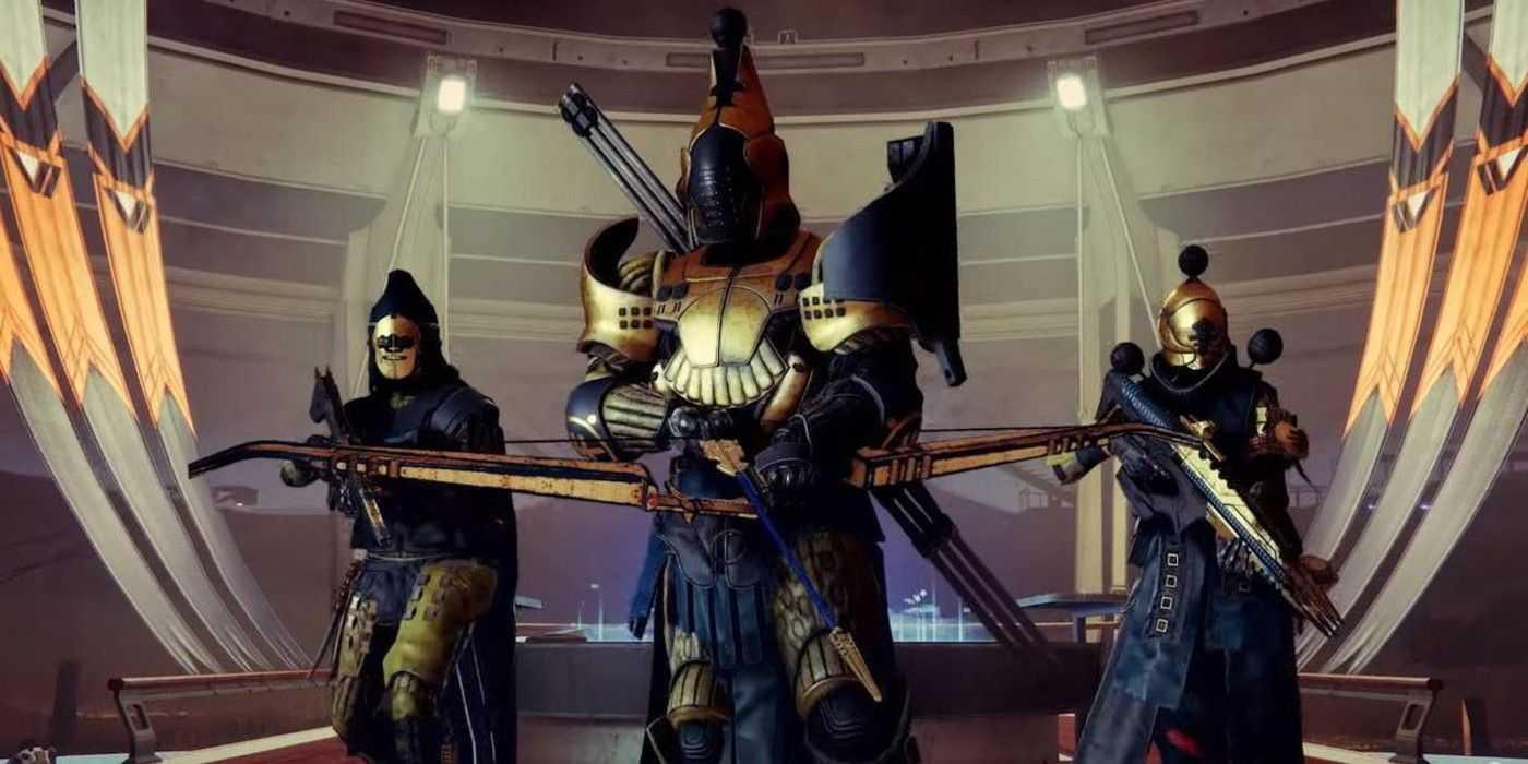 Как получить броню Префекта в Destiny 2 (испытание 9 недели)