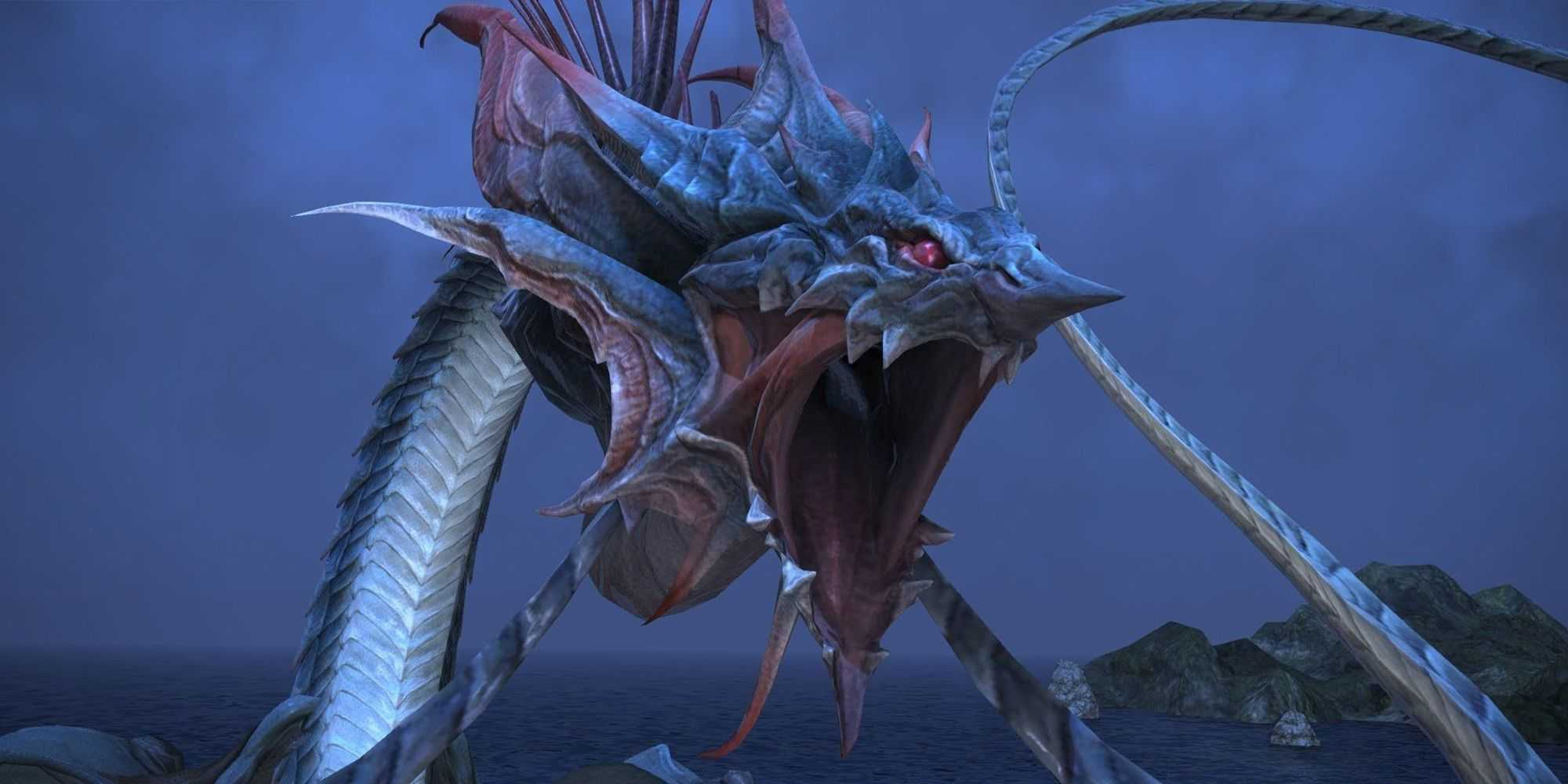 Как разблокировать Unreal Trial Whorleater в Final Fantasy 14