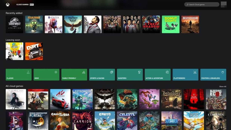 Есть способ запустить xCloud в Windows 10 и транслировать игры для Xbox