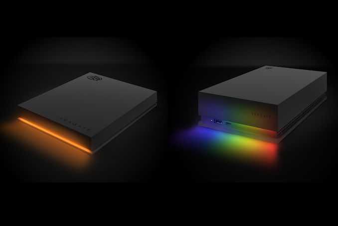 Seagate представляет решения для внешних жестких дисков под брендом FireCuda