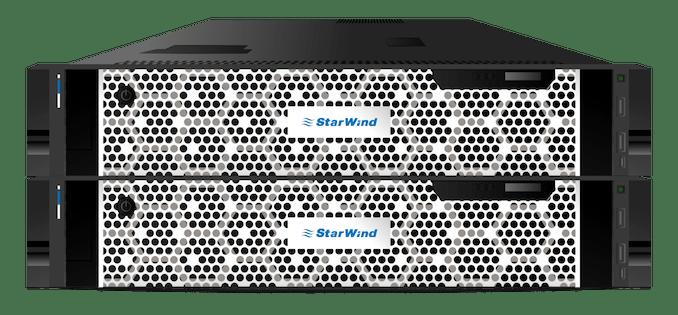 StarWind использует возможности твердотельных накопителей для своего гиперконвергентного устройства All-Flash (HCA)