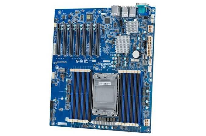 Три новые материнские платы E-ATX для процессоров Intel Ice Lake-SP Xeon
