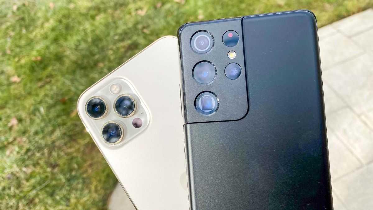 Samsung Galaxy S22 может украсть эту большую функцию iPhone 12 Pro Max