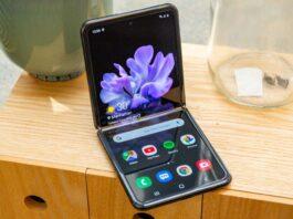 Утечка Galaxy Z Flip 3 говорит о том, что у него такой же аккумулятор, что и у Z Flip