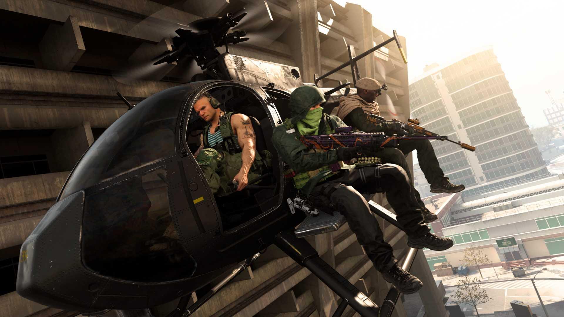 Call of Duty: боевые вертолеты Warzone снова исчезли после того, как сбой невидимости вернулся