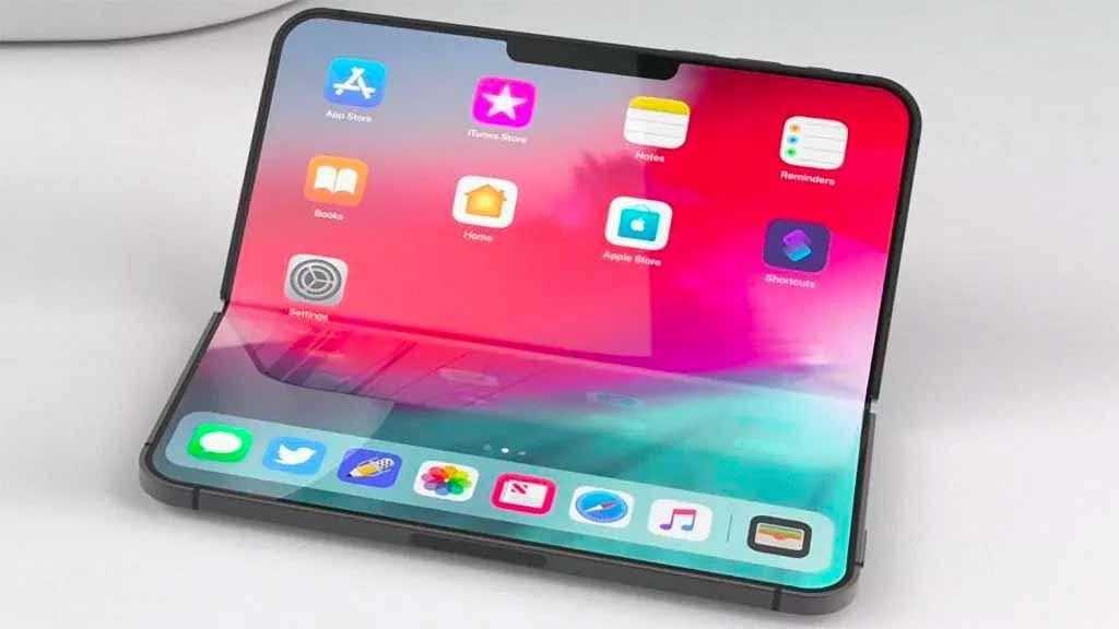 Складной iPhone с невероятно большим дисплеем должен выйти в 2023 году