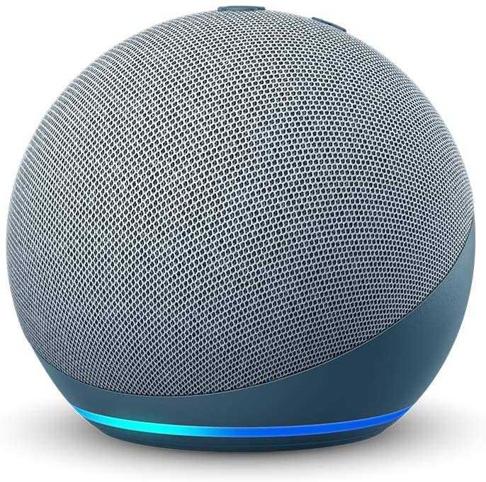 Echo Dot 4-го поколения