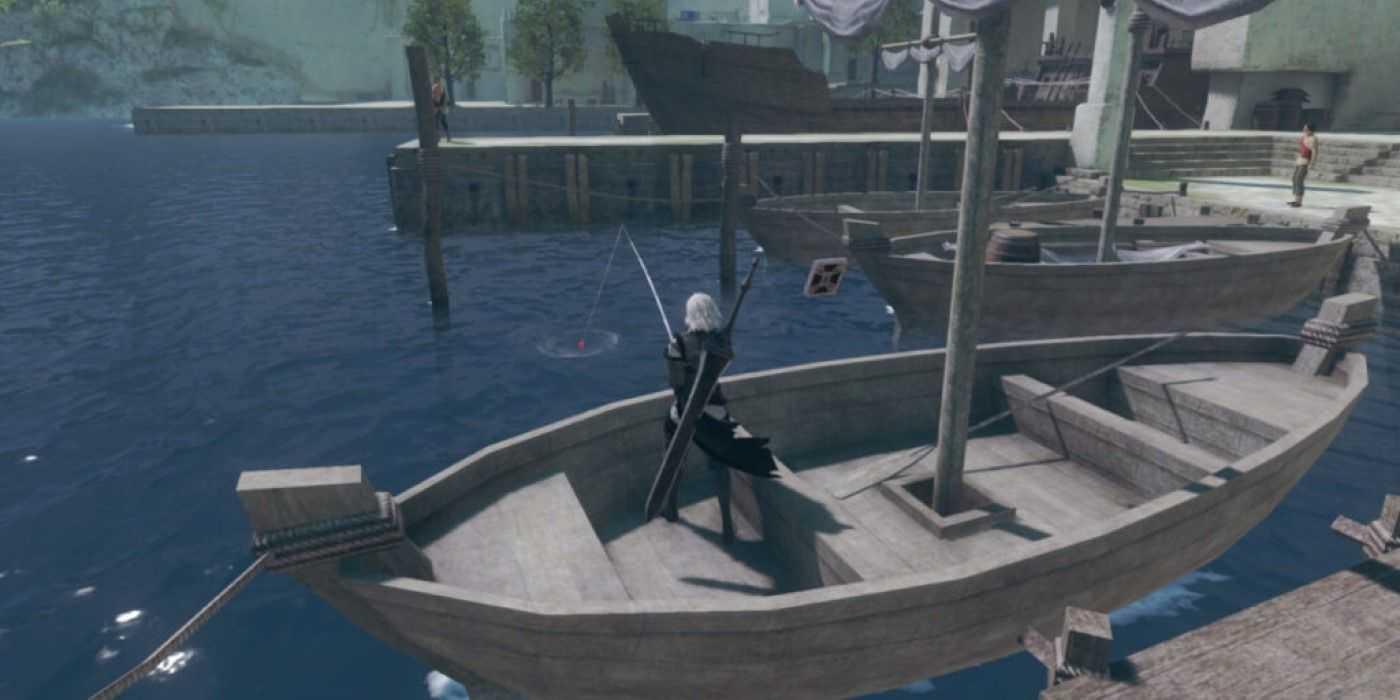 Гид по рыбалке (советы, места и стратегии)