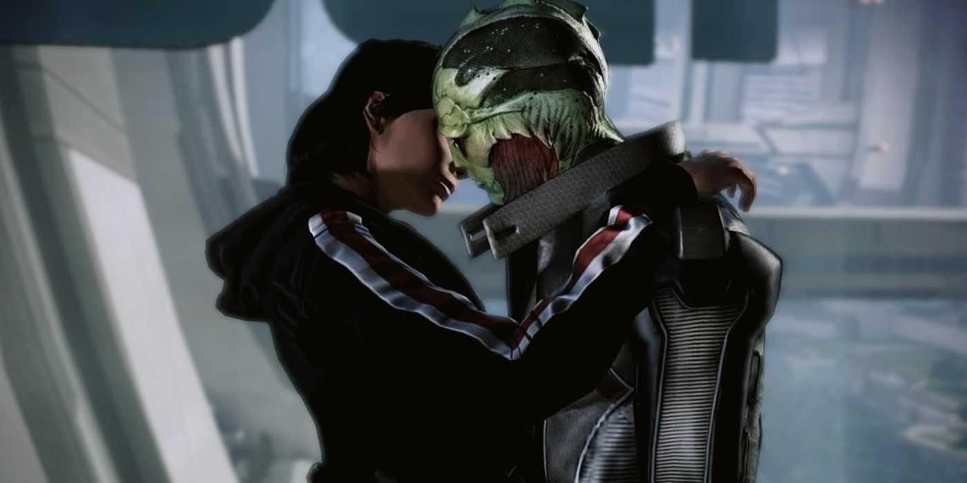 Как романтизировать Тейна Криоса в Mass Effect 2