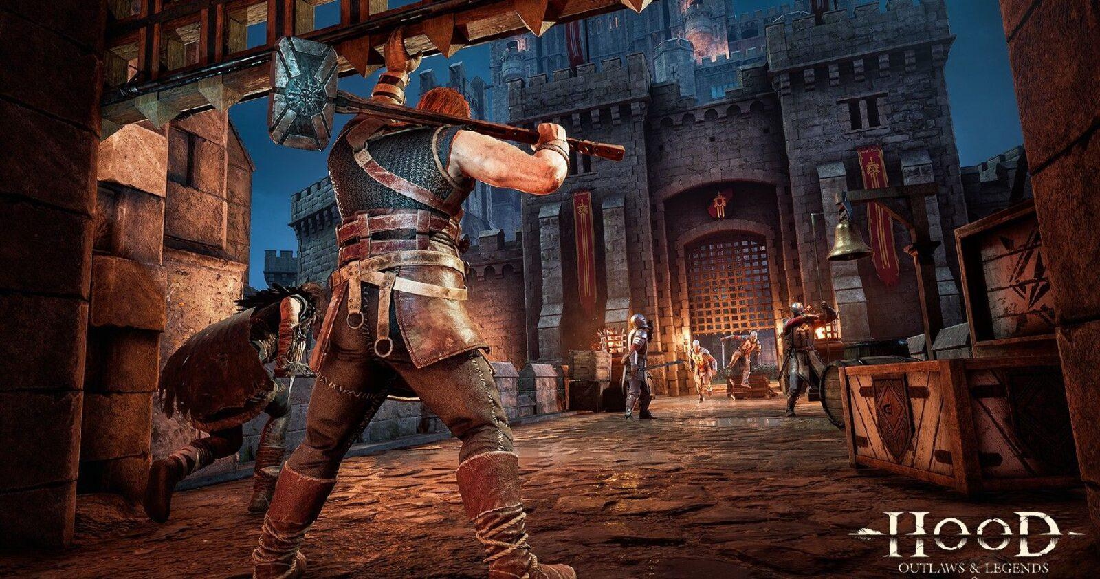 Капюшон: Outlaws & Legends: John Guide