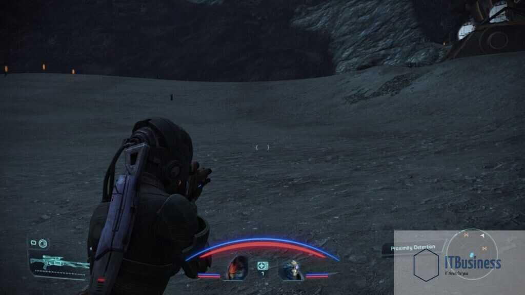 Комплектование Mass Effect Bring Down the Sky, избегая капсюлей-детонаторов.