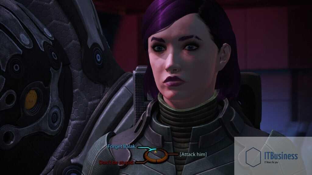 Assigment Mass Effect Гибель с небес, очаровательный Чарн