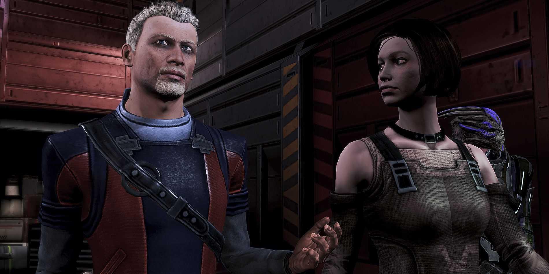 Mass Effect: Где найти Конрада Вернера