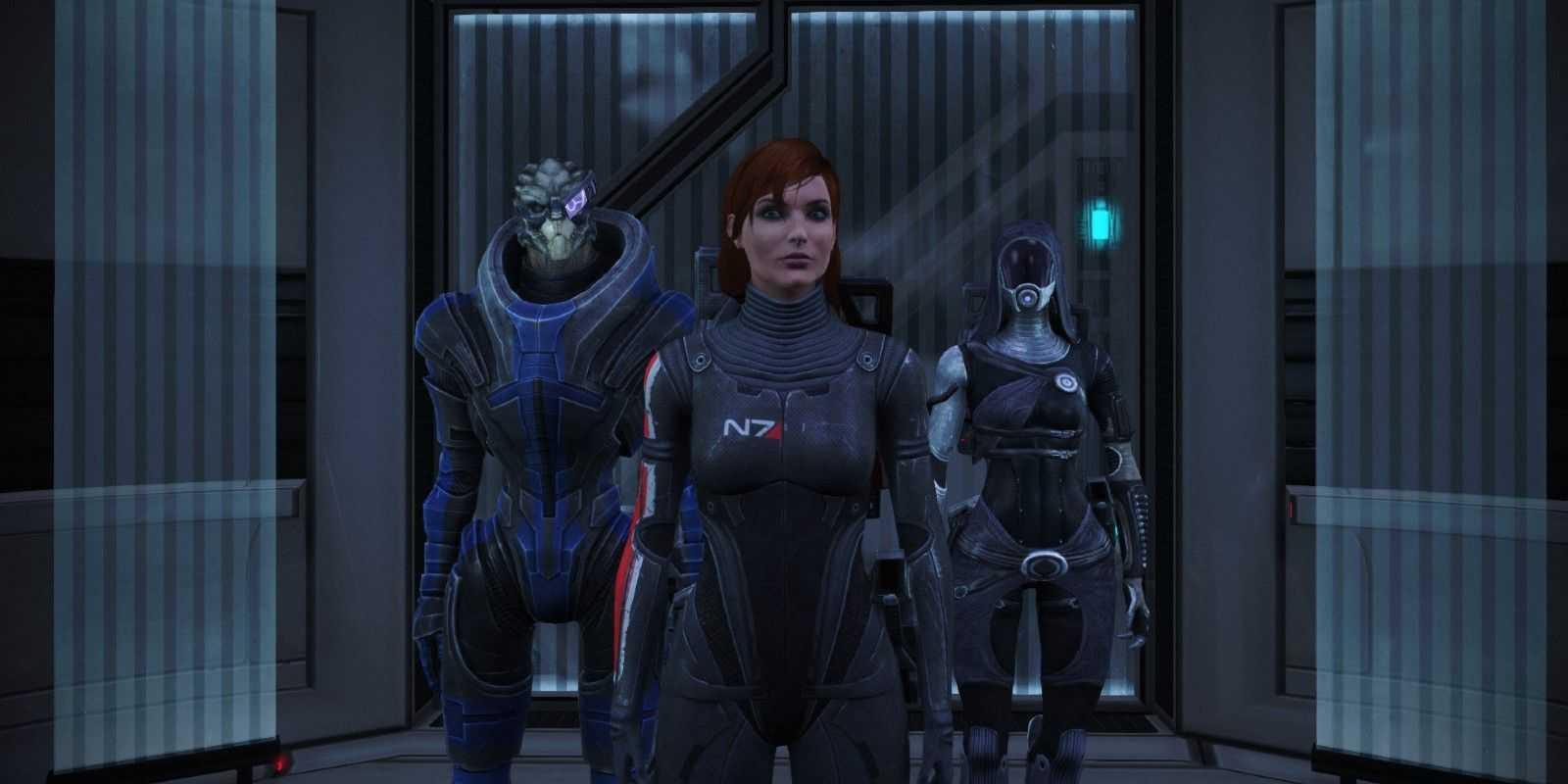 Mass Effect: как сменить отряд