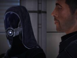 Mass Effect: как спасти (и завербовать) Тали