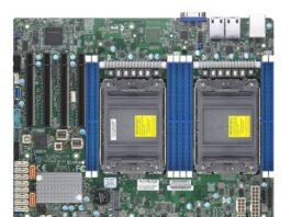 Мы установили два 10-нм разъема Ice Lake Xeon LGA4189 на материнскую плату ATX