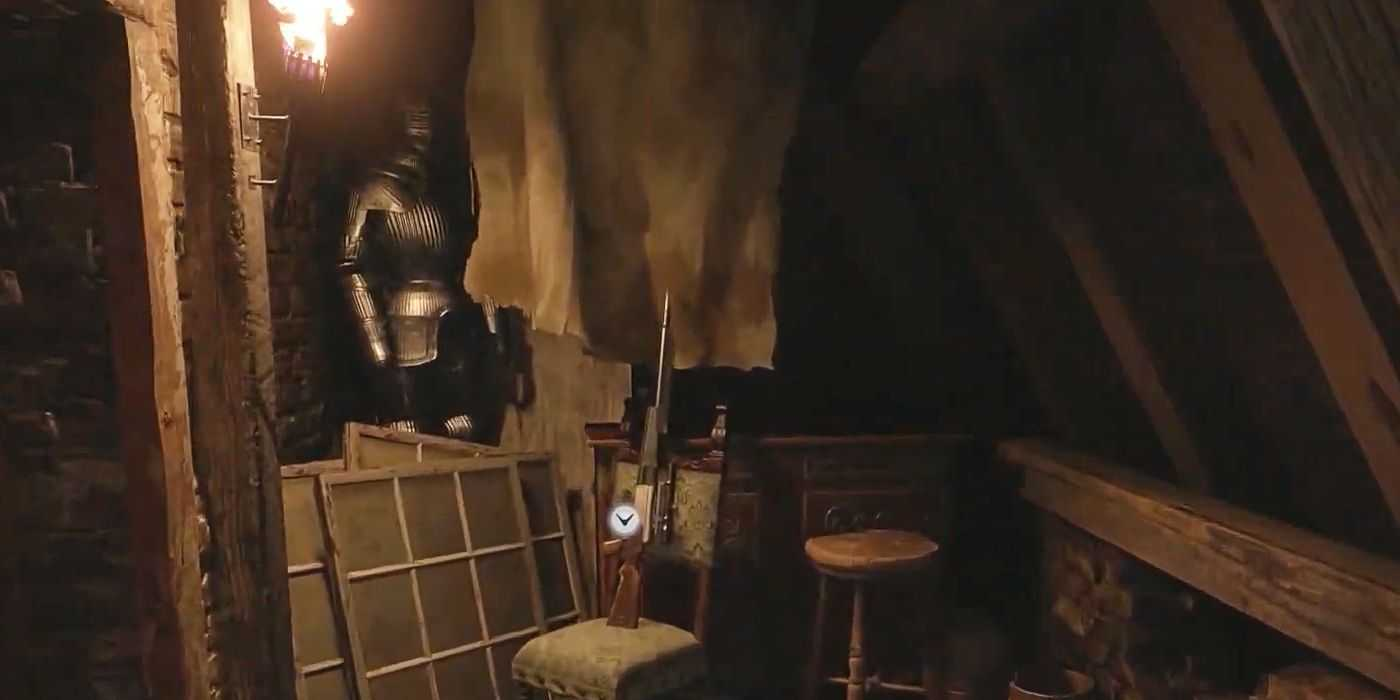Resident Evil Village: как найти снайперскую винтовку