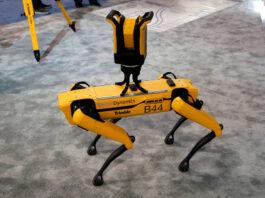 Полиция Нью-Йорка подписала контракт с роботом-собакой на 94 тыс. Долларов после протестов • The Register