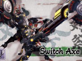 Руководство по оружию топора Monster Hunter Rise Switch