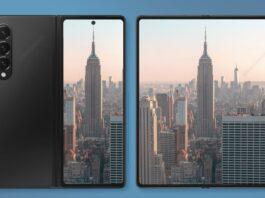 Самые большие обновления Samsung Galaxy Z Fold 3 только что представили в новых рендерах