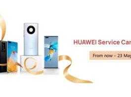 Сервисный карнавал Huawei в Сингапуре: продление гарантии, бесплатное облачное хранилище, скидка на ремонт и многое другое