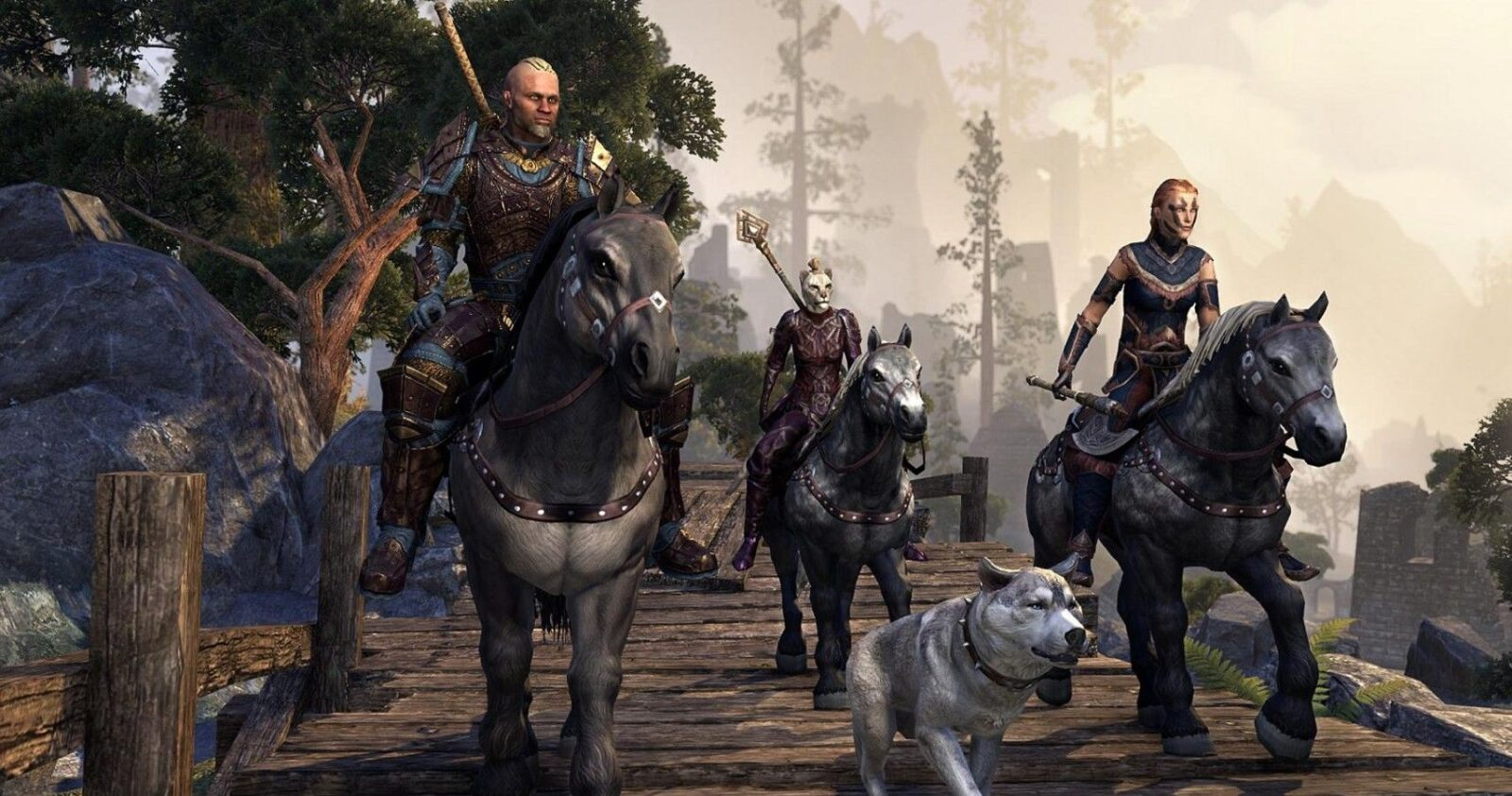 The Elder Scrolls Online: как получить маунта