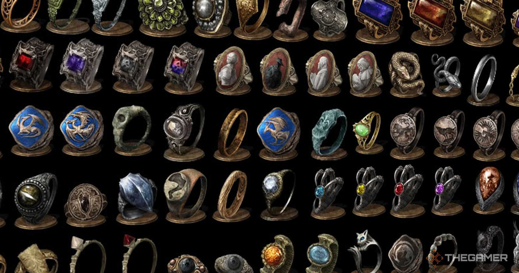 Dark Souls 3: Every Ring And Where To Find Them