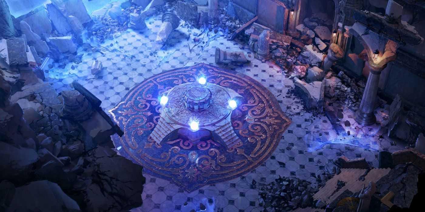 Как создавать магические предметы в Solasta: Crown of the Magister