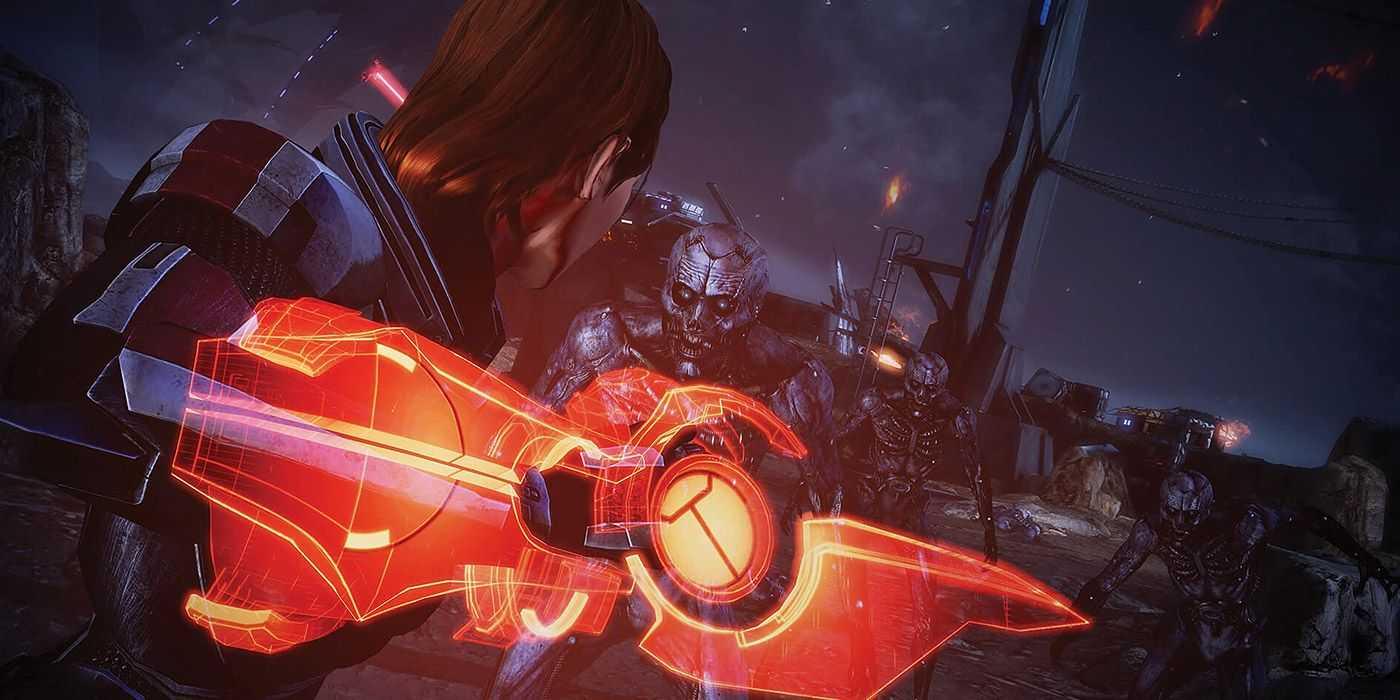 Лучшие моды для Mass Effect Legendary Edition (и как их установить)